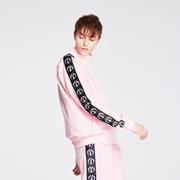 MiracleKill粉色运动装带你开启秋日新时尚