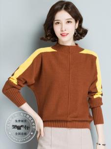 薇妮兰(芝麻e柜)女装秋冬新款卫衣