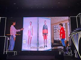 摩登大道接驳AI视觉科技 推3D真人试衣镜