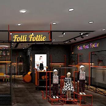 NEW OPEN | FOLLIFOLLIE强势入驻昆明CBD万达广场