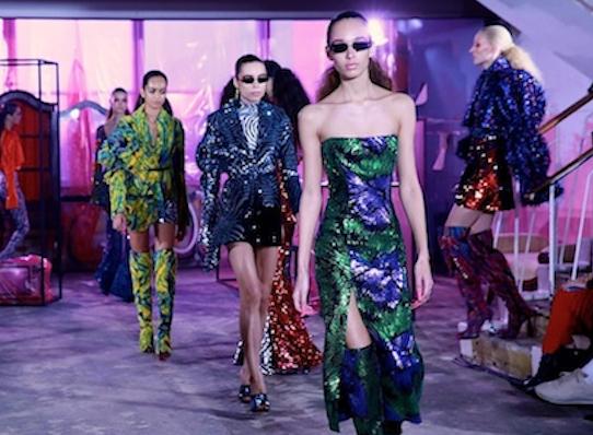 国潮品牌登台伦敦时装周?中国设计师让世界折服!
