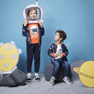 米拉熊童装加盟 用心打造中国儿童品牌!