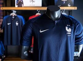 法国世界杯夺冠近两月 带着两星的新球衣还是