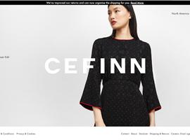 卡梅伦夫人创立的时装品牌Cefinn又完成250万英镑融资