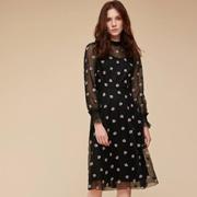 意想不到!季候风一条连衣裙就可以承包你整个秋天的美!