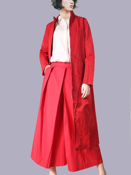 2018零时尚女装设计师范套装
