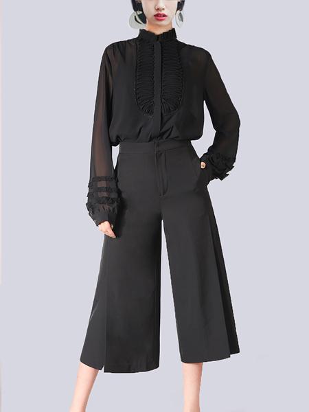 2018零时尚女装知性套装