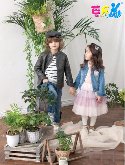 童装加盟店十大品牌 芭乐兔童装更适合孩子们
