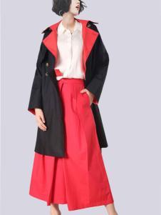 2018零时尚女装气质外套