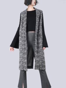 2018零時尚女裝設計師范兩件套