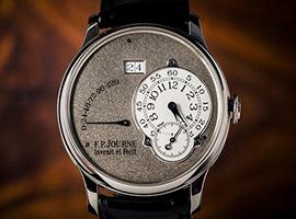 把目光转向制表业 Chanel收购腕表品牌F.P.Journe20%股权