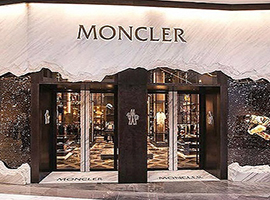 Moncler要在天猫开快闪店 借多元化吸引不同领域人群