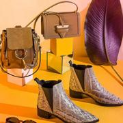 广州女鞋加盟什么品牌好