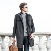 袋鼠男装 男士的秋冬外套有哪些选择