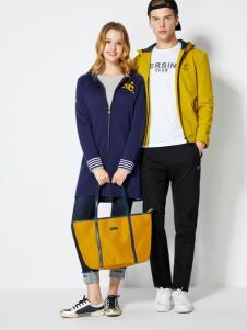2018梵思诺休闲外套新款外套