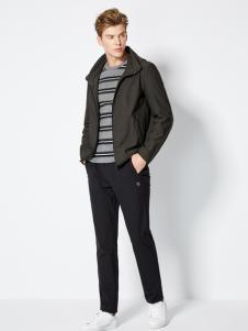 2018梵思诺时尚夹克