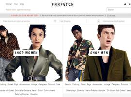 英国奢侈品电商Farfetch将上市 上半年亏损7100万美元