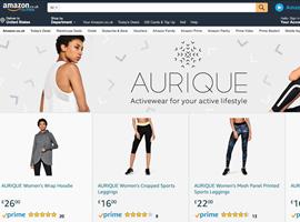 亚马逊推出自有运动时尚品牌 Aurique,主打高性价比