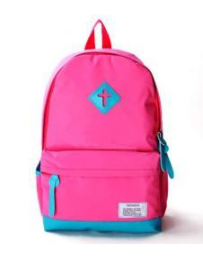 艾途儿童粉色书包