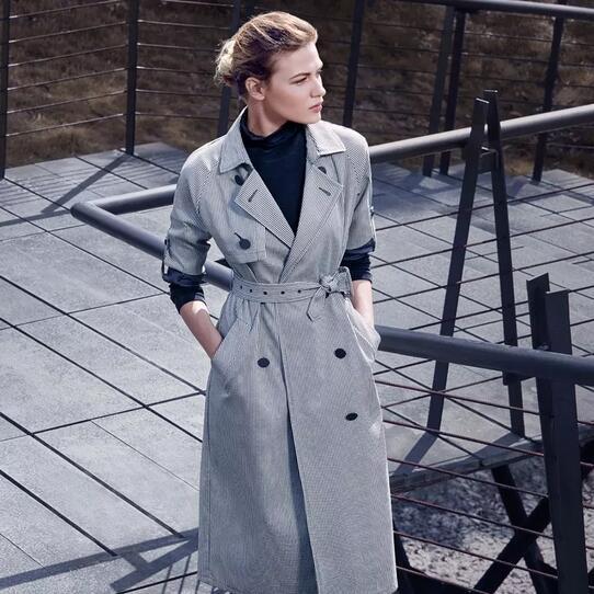 JANE STORY 女装:格子翻身季,不仅仅是复古这么简单......