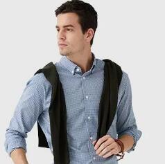 【量品产品推介】15款你该关注的秋季衬衫产品!