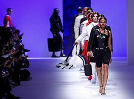 FILA登陆米兰时装周完成首秀 扩张高端运动时装市场
