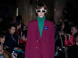 2019春夏巴黎时装周:Gucci超现实魔毯