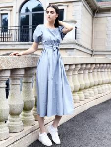 她之曲女装时尚连衣裙