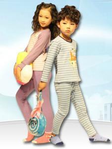 百变娃童装条纹时尚儿童内衣