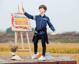 热烈祝贺中国服装网协助安徽吴先生成功签约兔子杰罗童装!