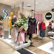 热烈祝贺5secs五秒服饰重庆世纪新都店开业大吉!