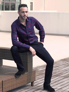 2018富绅男装时尚衬衫
