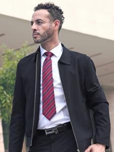 2018富绅男装休闲夹克