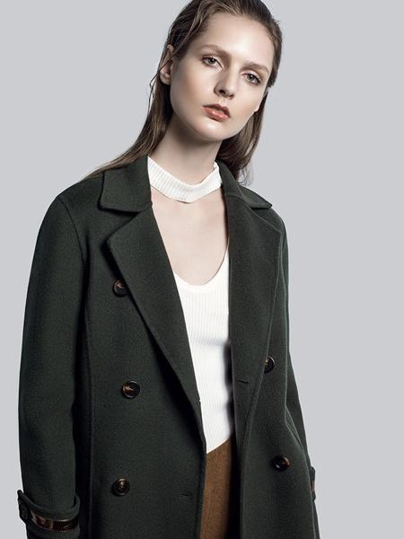 2018夺宝奇兵女装时尚大衣