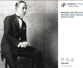 LVMH 打算重启法国澳门银河娱乐场注册 Jean Patou,可能是为了赶这波街头热潮