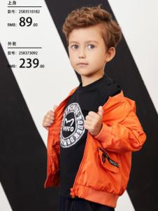 2018小猪班纳男童外套