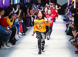 未来的少年——BOY LONDON亮相中国国际儿童时尚周