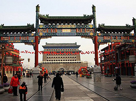 北京前门大街的失意十年 映射出历史街区的商业改造困境