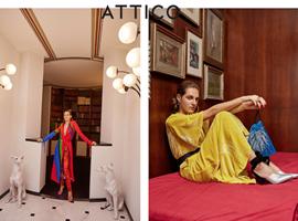 Moncler CEO个人投资公司收购女装品牌Attico 49%股份