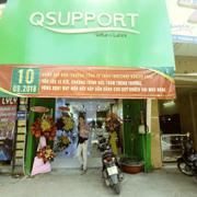 热烈庆祝Qsupport娇诗博越南胡志明市品牌店盛大开业!
