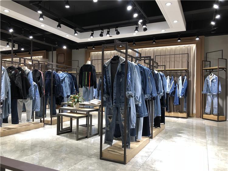 2018韩版洋气牛仔外套供应