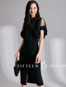 15小时2018优雅小黑裙