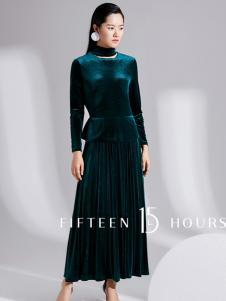 15小时2018新款时尚套装裙