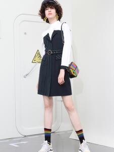 2018betu百图女装时尚连衣裙