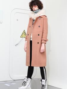 2018betu百图女装大衣