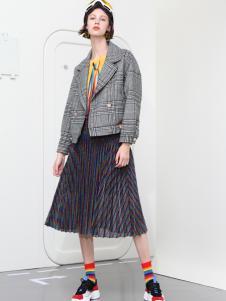 2018betu百图女装短款时尚外套