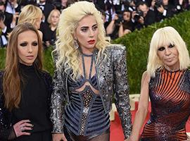 "Lady Gaga将主办明年的Met Gala 主题定为""浮夸"""
