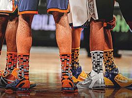 NBA正式取消球鞋限色 新赛季赛场就是展示潮鞋的T台