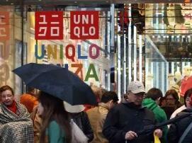 中国新经济形势下 优衣库成为最大的受益者