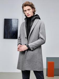 AEX男装磷西装大衣